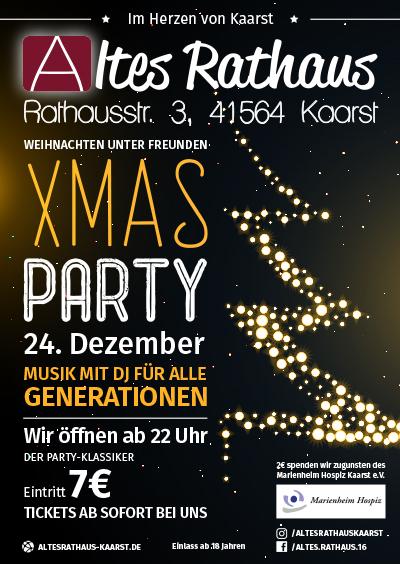 Weihnachten 2019 Musik.Xmas Night 2019 Altes Rathaus Kaarst